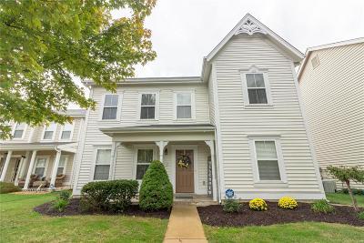 O'Fallon Single Family Home For Sale: 548 Copper Meadows