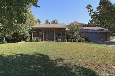 Farmington Single Family Home For Sale: 604 Harvey Court