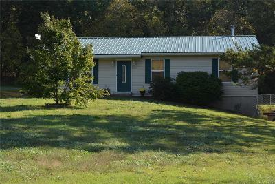 Jefferson County Single Family Home Active Under Contract: 12024 Castle Ranch Road