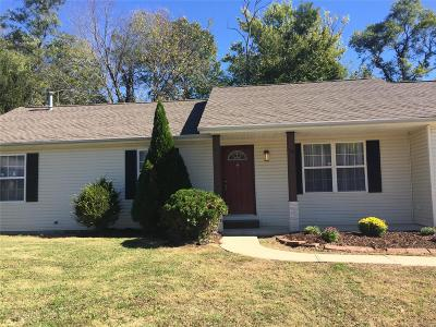 Shiloh Single Family Home For Sale: 14 Innsbruck