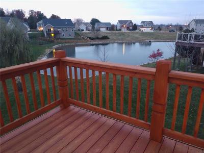Belleville Single Family Home For Sale: 683 Landolakes Circle