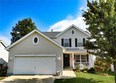 Belleville Single Family Home For Sale: 2833 Smokehouse Way