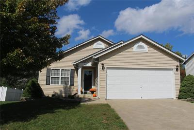 Wentzville Single Family Home For Sale: 435 Picket Fence Drive