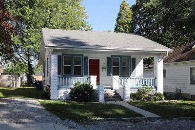 Edwardsville Single Family Home For Sale: 825 Prickett Avenue