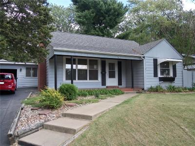 Belleville Single Family Home For Sale: 6915 West B Street