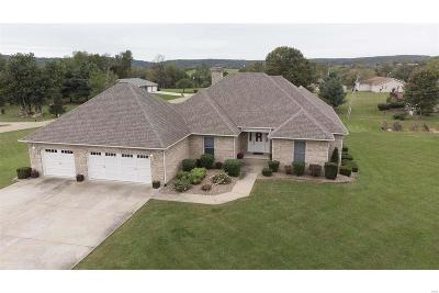 Madison County Single Family Home For Sale: 6 Riverwoods Drive