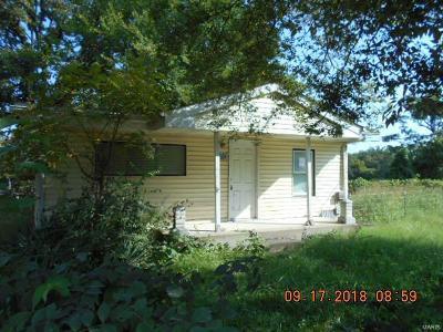 Jefferson County Single Family Home For Sale: 853 Cedar Drive