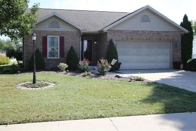 Alton IL Single Family Home For Sale: $167,500