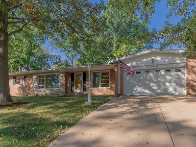 Single Family Home For Sale: 9079 Crest Oak Lane
