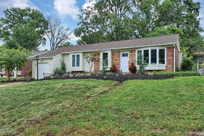 Single Family Home For Sale: 10801 Larkspur Drive