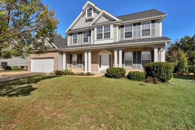 Wildwood Single Family Home For Sale: 16209 Lakeshore Meadows