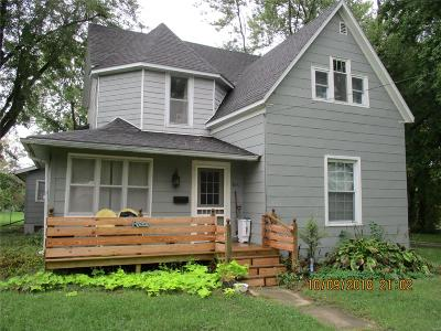 Single Family Home Active Under Contract: 407 West College Street