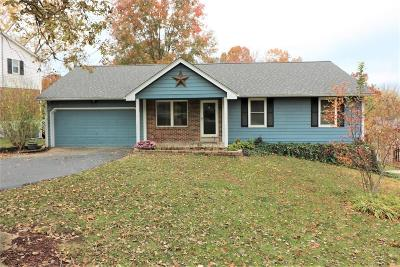 Eureka MO Single Family Home Contingent No Kickout: $199,900