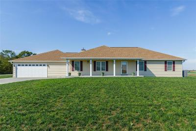 Lincoln County Single Family Home For Sale: 393 Linns Mill Road