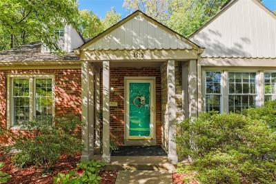 St Louis Single Family Home For Sale: 1513 Holly Drive