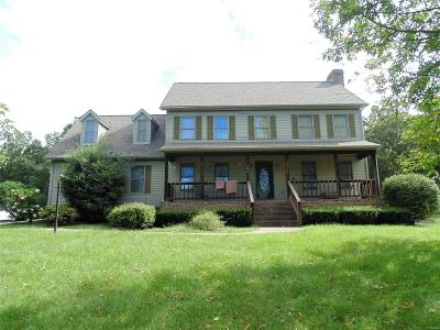 Park Hills Single Family Home For Sale: 404 Hovis Farm