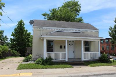 Franklin County Single Family Home For Sale: 712 East 5th Street