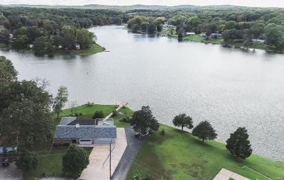 De Soto Single Family Home For Sale: 3836 Alta Drive