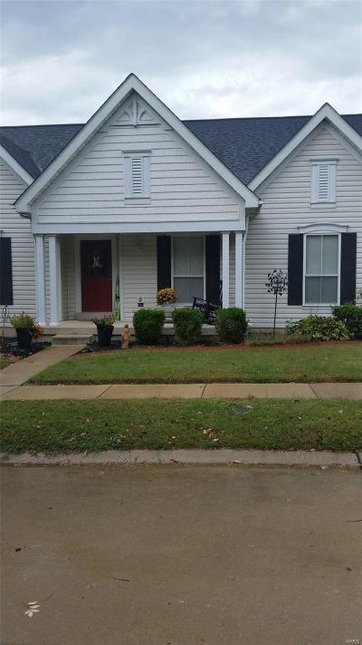 O'Fallon Single Family Home For Sale: 620 Summer Stone Drive