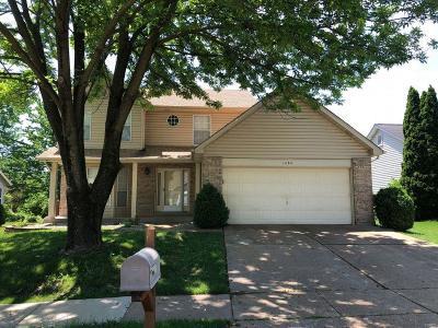 Single Family Home Contingent Short Sale: 1684 Celerity Dr