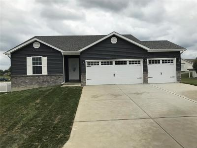 Wright City Single Family Home For Sale: Timber Trails