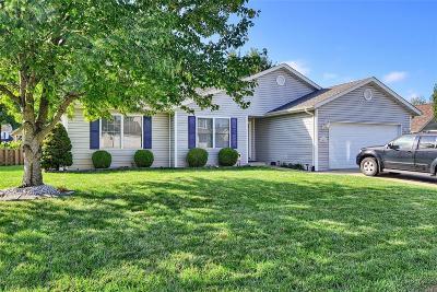 Shiloh Single Family Home For Sale: 1463 Kingsley