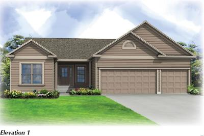 Wentzville Single Family Home For Sale: Pierce@carlton Glen