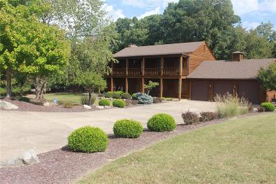 Wildwood Single Family Home For Sale: 1016 Saint Paul