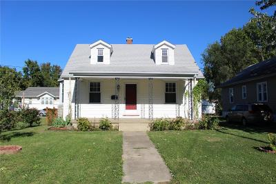 Belleville Single Family Home For Sale: 3913 West Main Street