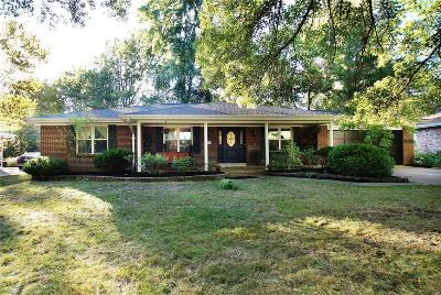Ellisville Single Family Home For Sale: 1041 Bridgeport Drive
