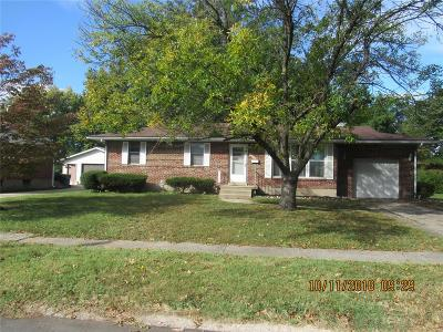 Granite City Single Family Home For Sale: 3125 Davis Avenue