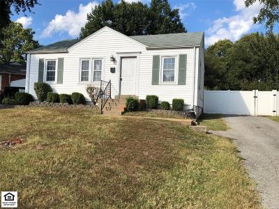 Single Family Home For Sale: 325 Derhake
