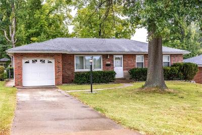 Single Family Home For Sale: 4163 Rutherford Drive