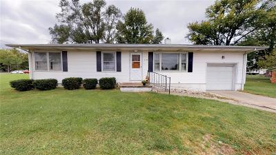 Fairview Heights Single Family Home For Sale: 6009 Old Collinsville Road