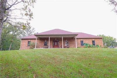 Festus Single Family Home For Sale: 1242 Hawthorn Hills