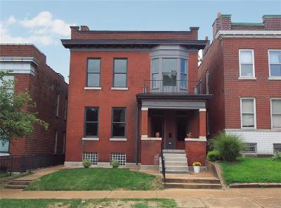 St Louis Single Family Home For Sale: 3504 Utah