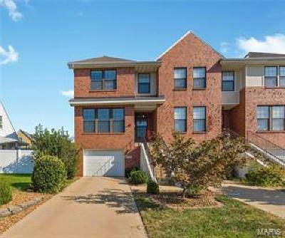 St Louis Condo/Townhouse For Sale: 5725 Arsenal Street