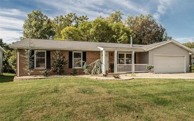 St Charles Single Family Home For Sale: 835 Treadway Avenue