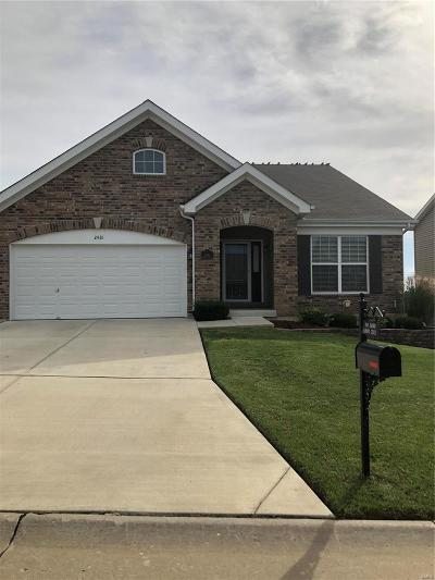St Louis Single Family Home For Sale: 2481 Harber Landing Circle