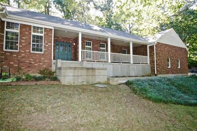 Eureka Single Family Home For Sale: 10 Currier And Ives Drive