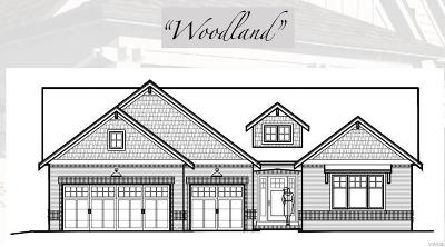 Caseyville New Construction For Sale: Tbb Xxx Woodland
