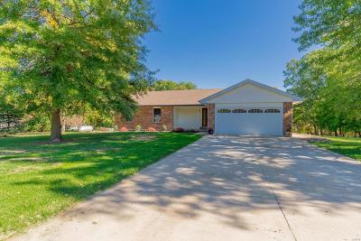 Foristell Single Family Home For Sale: 1828 Travis Court