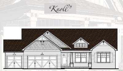 Caseyville New Construction For Sale: Tbb Xxx Knoll