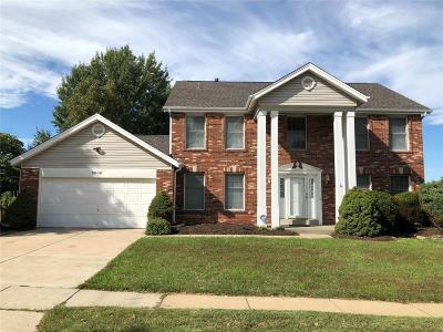 St Charles Single Family Home For Sale: 2008 Lost Meadow Drive