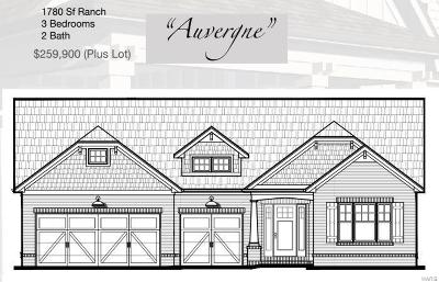 Caseyville New Construction For Sale: Tbb Xxx Auvergne