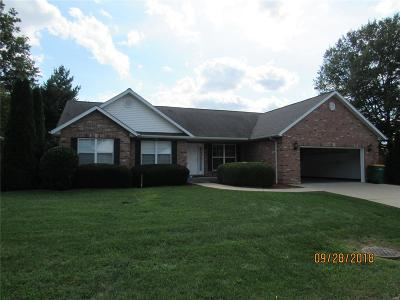 Belleville IL Single Family Home For Sale: $214,900