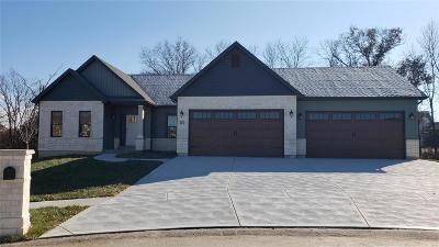 Wentzville MO Single Family Home For Sale: $389,900