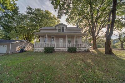 Caseyville Single Family Home For Sale: 900 Hill Road