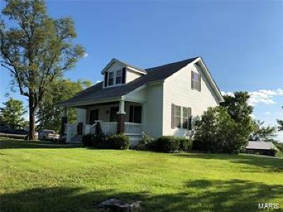 Franklin County Single Family Home For Sale: 3264 Old Highway 100