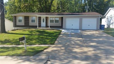 Bridgeton Single Family Home For Sale: 12029 Chaparral Drive